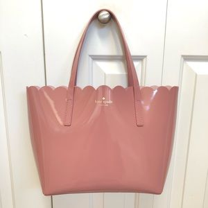 Like New Kate Spade Lily Avenue Patent Tote